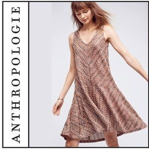 "{ Anthropologie } ""Westwater"" Knit Dress"
